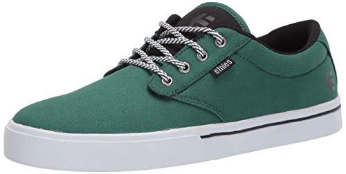 Etnies Jameson Preserve Skate-Schuhe für Herren, Grn (Grün/Schwarz/Weiß), 45.5 EU