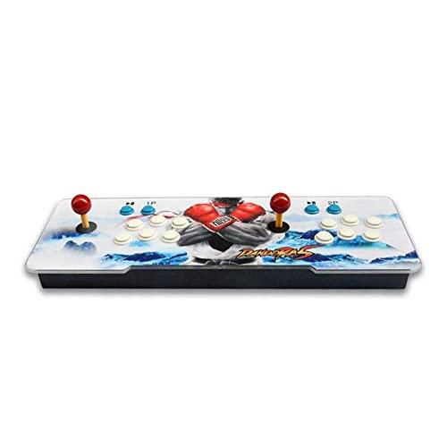 BBZZ Consolas de juegos - Pandora's Box 3399 Retro HD Juegos Full HD 1280x720 Video 2 Control de juegos de jugadores, Conéctese con VGA y HDMI