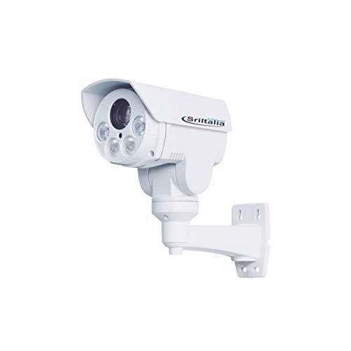 Sricam Italia ObaSecurity IP-camera PTZ gemotoriseerd met 10-voudige zoom, 2 megapixel, professionele Sony-sensor
