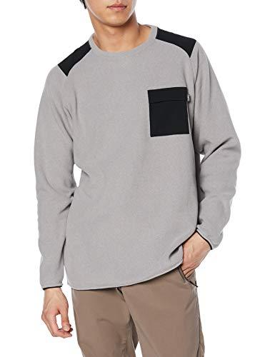 [ホグロフス] フリース マイクロフリースプルオーバー Micro Fleece Pullover 931503 Grey 日本 M (日本サイズM相当)