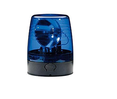 HELLA 9EL 863 100-041 Lichtscheibe, Rundumkennleuchte - Lichtscheibenfarbe: blau