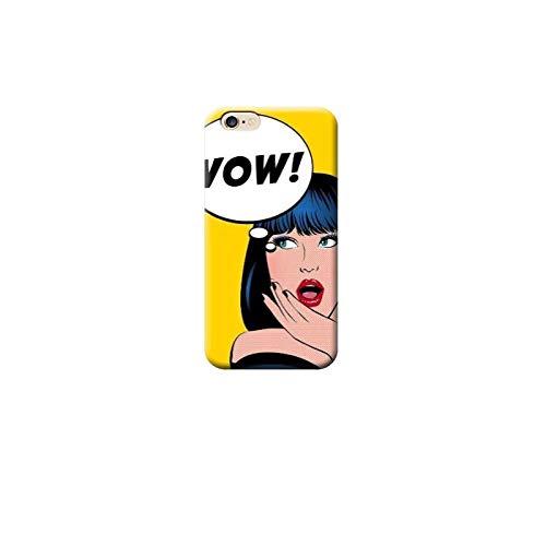 TheBigStock Cover Custodia per Tutti Modelli Apple iPhone x 8 7 6 6s 5 5s Plus 4 4s 5c TPU - E01 Funny, iPhone 5