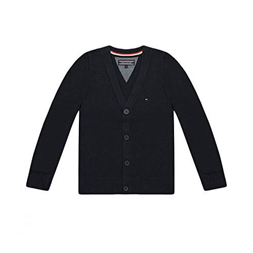 Tommy Hilfiger Vn Cardigan gebreide trui voor kinderen