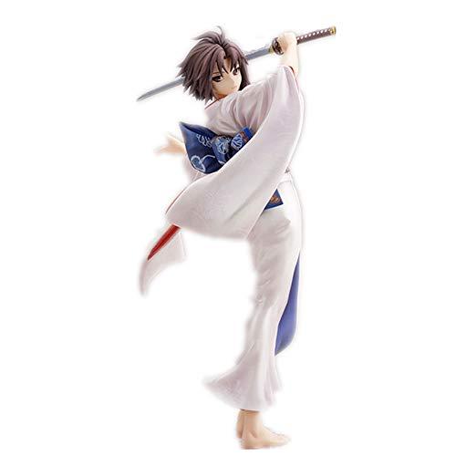 WFLNA Fate/Grand Order Figure Ryougi Shiki Kimono Figure Anime Girl Figure Action Figure
