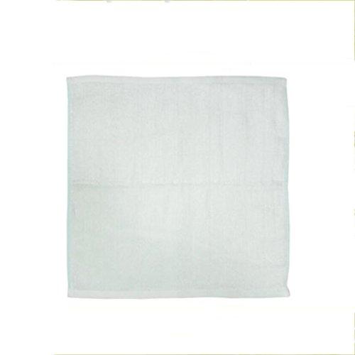 MXJ61 Les bébés nouveau-nés nourrissent les bavoirs 34 * 34cm de serviette de lait ( Couleur : Vert , taille : 3 Pcs/Set )