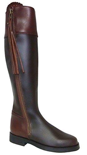 Botosvalverde - 1727 - Bota Hip. Castaña P. Frank - Color : Marrón - Talla : 42