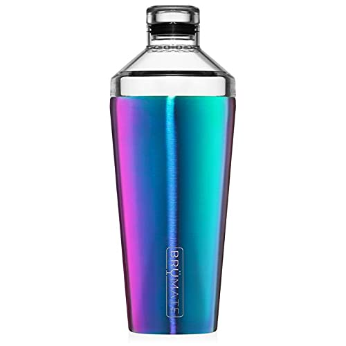Triple-Insulated Stainless Steel Cocktail Shaker