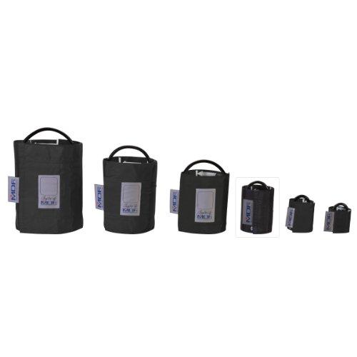 MDF® Pediátrico - Un tubo Manguito sin látex para presión arterial - Negro (MDF2030421-11)