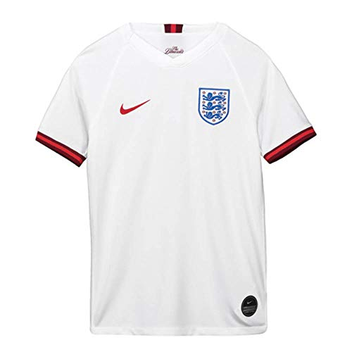 Nike England 2019-20 WC Youth Home Jersey - White XL 10 Nike Replica Home Jersey