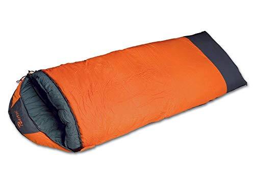 Bertoni Rideaux Ultralight 1000 Sac de Couchage Ultralight 1000, Orange, Unique