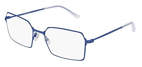 Balenciaga Occhiali da Vista BB0033O Blue 56/18/150 unisex