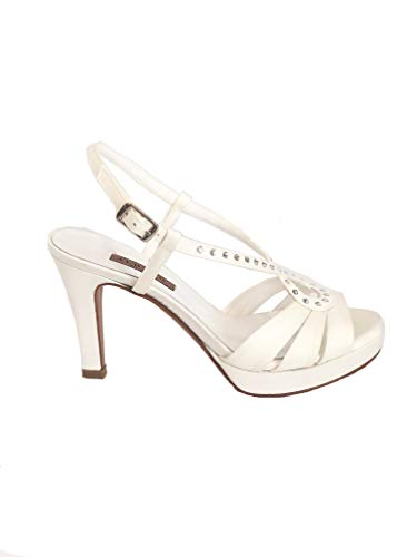 albano scarpe sposa 2275 - Albano Wedding (35 - Raso Sposa)