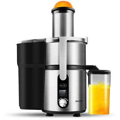 Review U|R Automatic Full Fruit and Vegetable Chewing Juicer Large Caliber Juice Vegetable Milkshake...