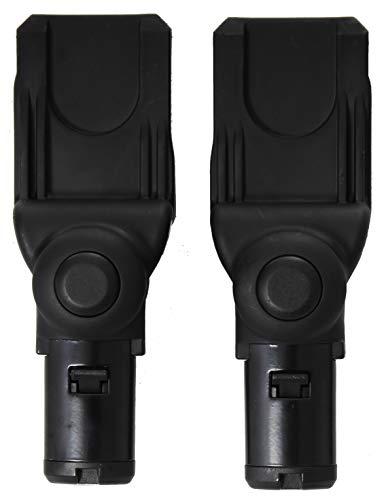Osann 121-162-98 Babyschalen Adapter für Kinderwagen – universell einsetzbar für Kombikinderwagen wie K1, JOY und viele weitere Modelle