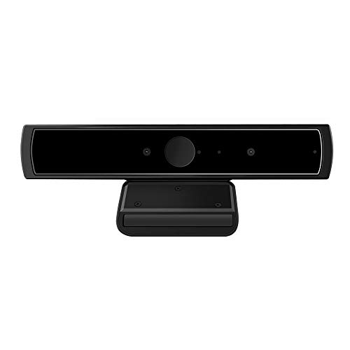 Kaysuda Face Recognition USB IR Camera for Windows Hello Windows 10 system, RGB 720P Webcam with Dual Microphone for Streaming Video Conference and YouTube Recording for Windows