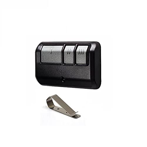 Alisontech 893max Remote for Liftmaster/Chamberlain/Craftsman/Linear/Genie Garage Door Openers(1Pack)