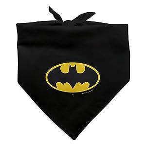 GRAPHICS & MORE Batman Classic Bat Shield Logo Dog Pet Bandana