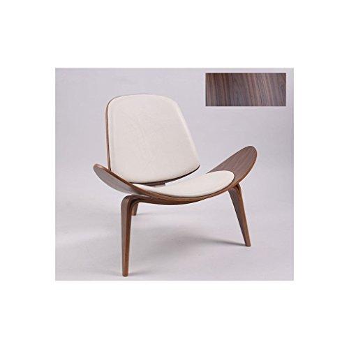 mueblespacio Réplica Wegner Chair CH07 Nogal - MSD152391219 - Blanco