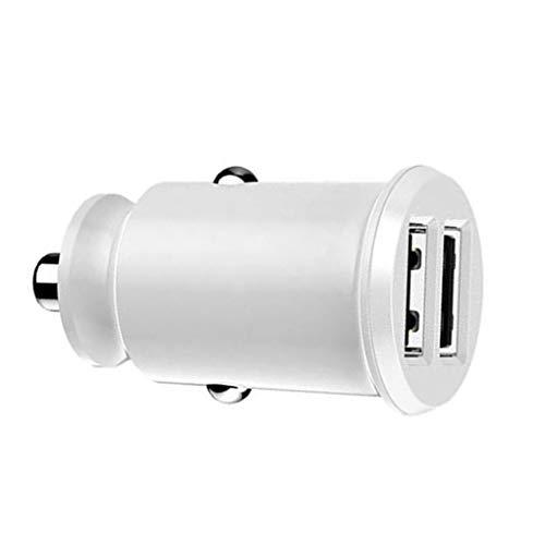 rongweiwang 3.1a Dual USB Car Caricabatterie per Auto per Telefono per Telefono Cellulare Tablet Cellulare GPS Universale Adattatore Automatico di Carica Automatica