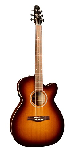 Seagull Entourage Rustic CW QIT - Concert Hall