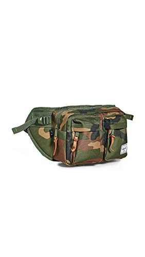 Herschel Supply Co. Eighteen Fanny Pack, Woodland Camo, One Size