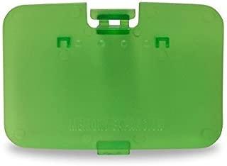 RepairBox N64 Replacement Memory Door Cover - Cyanide Green