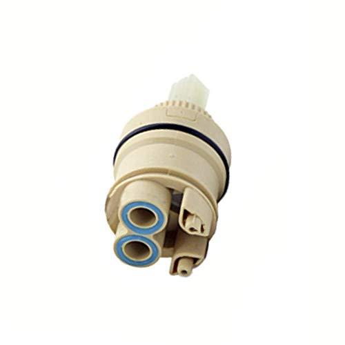 25/35/40mm Válvula de Cartucho Núcleo Calentador Eléctrico Mezcladora Agua Mezclador Grifo Accesorios Grifo Bajo Par, Plástico Exterior