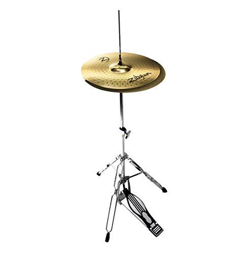 Zildjian 14' Planet Z Hi-hat Cymbals With Mapex Tornado Stand