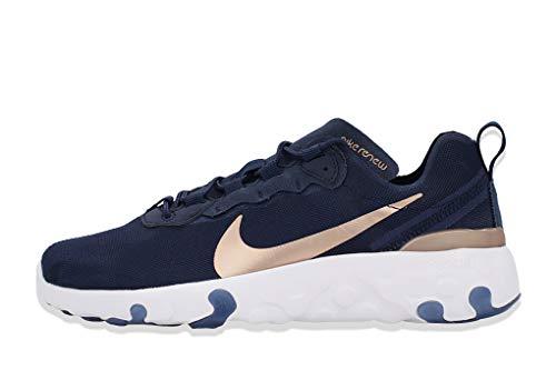 Nike Renew Element 55 - Scarpe da bambino - Sintetiche Blu Size: 38 EU