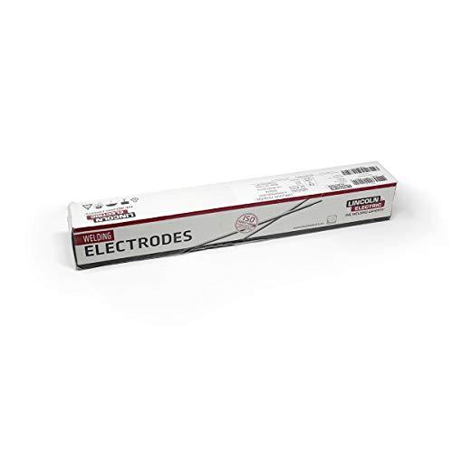 Electrodo De Soldadura Basico De Doble Recubrimiento Lincoln 7016 DR Para Soldadura De Gran Calidad (2,5 mm x 350mm)