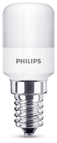 Philips LED Lampe, ersetzt 15W, EEK A+, E14, warmweiß, 2700 Kelvin, 136 Lumen, Kühlschranklampe, 8718696431054