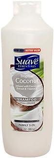 Suave New 358931 Shampoo Tropical Coconut 30Z (6-Pack) Shampoo Wholesale Bulk Health & Beauty Shampoo Bud Vase