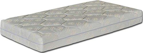 BABY LINE Materasso da bambino 60X125 LATTICE 100% traspirante tessuto Cotone Antiacaro - Made in Italy 100%