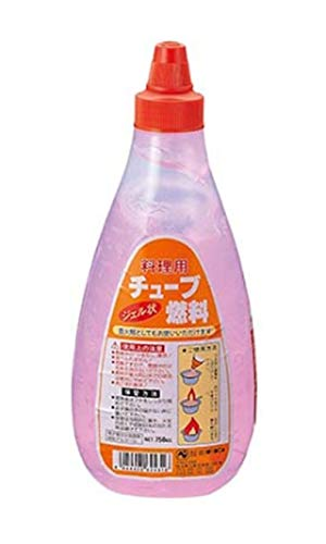 アズワン ゼリー燃料(チューブ入)750ml/61-6710-30
