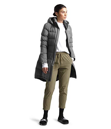 The North Face Metropolis - Parka aislante III para mujer, abrigo largo...