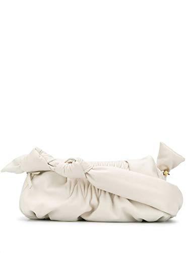 Miu Miu Luxury Fashion Damen 5BF0972C9PF0009 Weiss Leder Handtaschen | Frühling Sommer 20