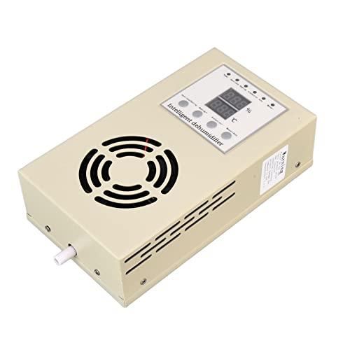 DWMD Deshumidificador, Dispositivo De Deshumidificación De Ajuste Inteligente Control Preciso Semiconductor Refrigeración Deshumidificador Ajuste Industrial para Equipos Eléctricos