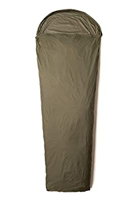 Snugpak Bivvi Bag, Waterproof Emergency Survival Bivy, Compact and Breathable, Olive