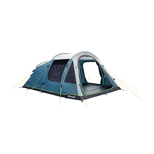 Outwell Escalon 5 Person Tunnel Tent, Blue, One Size