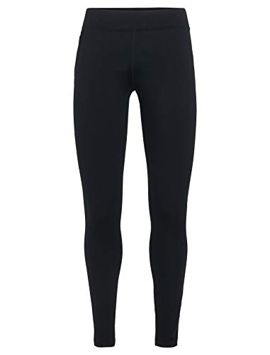Icebreaker Merino Women's WMNS Comet Tights, Black, XS