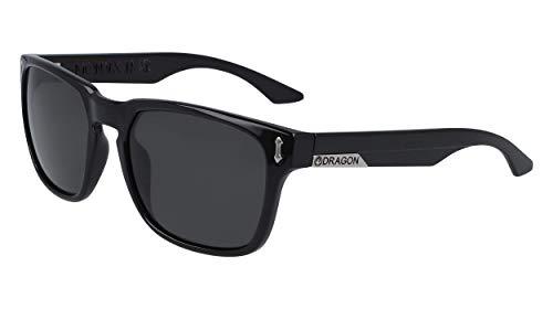 Dragon DR Monarch XL LL MI Polar Gafas de sol, jet, 58mm, 20mm, 140mm para Hombre