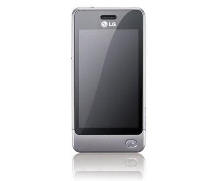LG GD510 7,62 cm (3') SIM única Plata 900 mAh - Smartphone (7,62 cm (3'), 240 x 320 Pixeles, Plata)