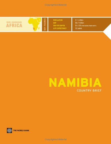 Namibia: Country Brief (World Bank Country Briefs)の詳細を見る