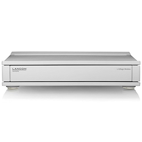 LANCOM Wireless L-320agn - Drahtlose Basisstation - 802.11n - 802.11 a/b/g/n - extern