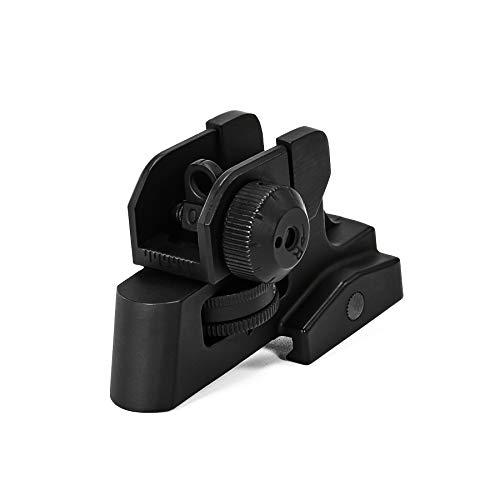 Knine Outdoors Premium Level Rear Iron Sight with Windage &...