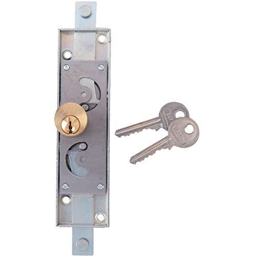 Cerradura para cortina metálico galvanizado de sobreponer llave I Serie h282018TORBEL industria