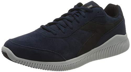 Diadora Eagle 3 S, Zapatillas para Caminar Hombre, Azul, 40 EU