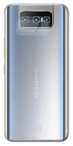 Bruni Schutzfolie kompatibel mit Asus ZenFone 8 Flip Lens Folie, glasklare Bildschirmschutzfolie (2X)