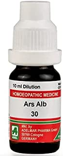 Adel Pekana Arsenic Album 30 CH (10ml) - Pack Of 1 - By Natural & Herbal