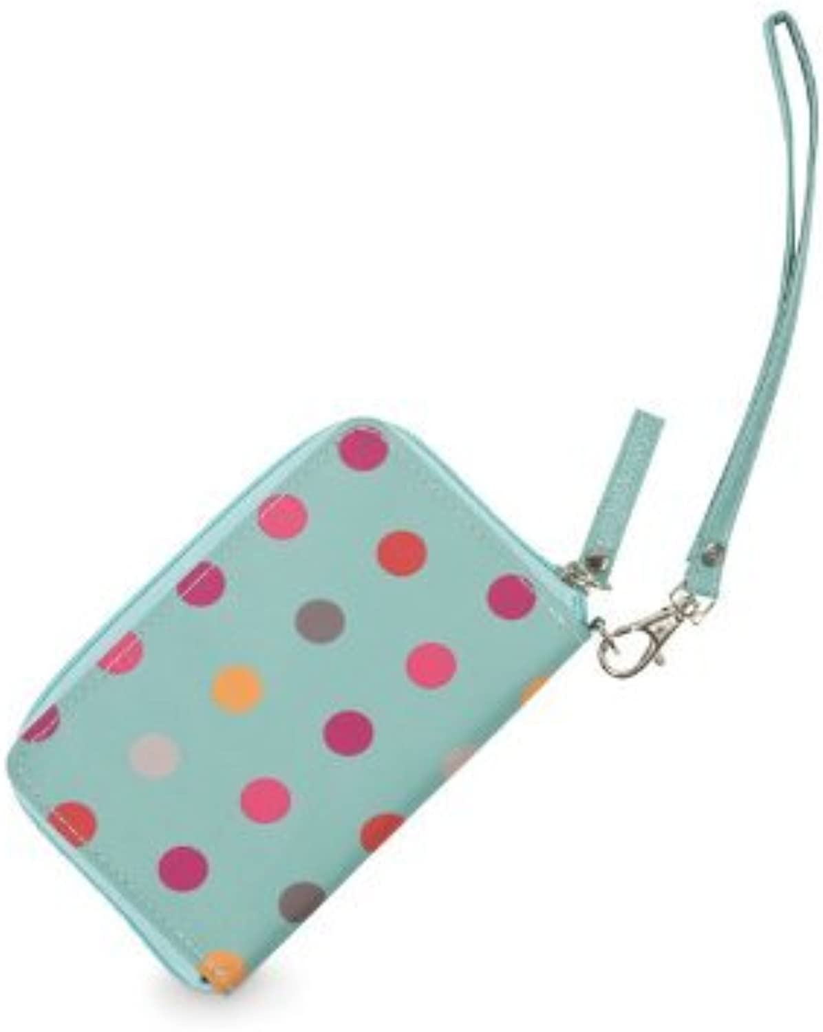 All For Farbe Darling Dot Smart Phone Wallet by All For Farbe